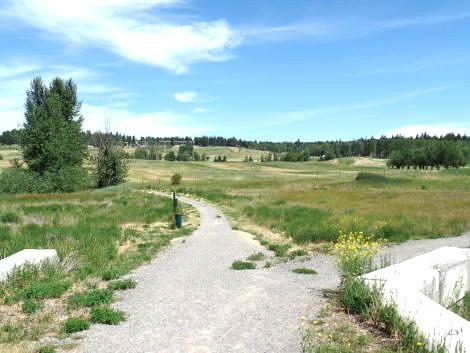 Mile Golf Course