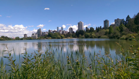 Lost Lagoon Stanley Park