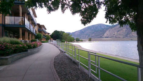 Osoyoos Lake South
