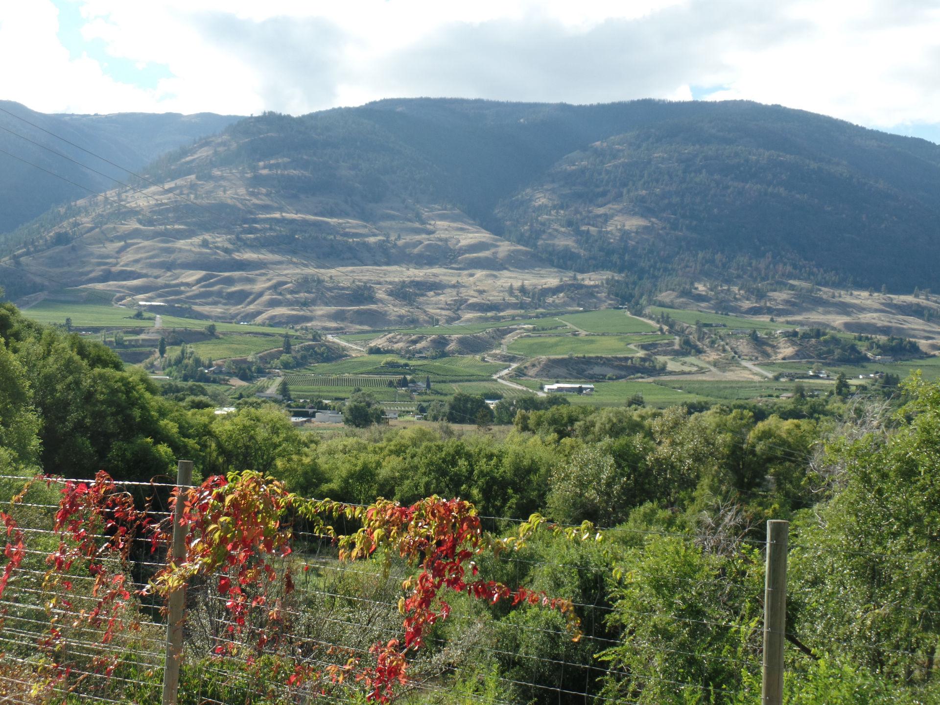 South Okanagan Valley