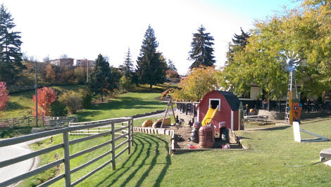 davidson orchards playground