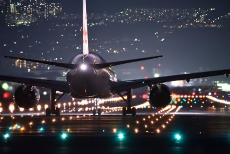 Night Flight Departure