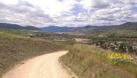 Okanagan Landing Hiking Trail