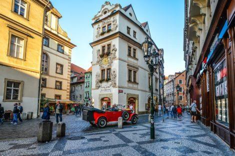 Prague City Life
