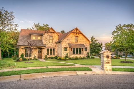Upscale Country Home